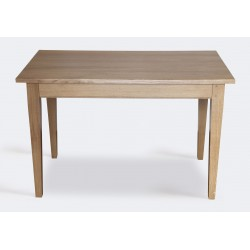 Table rectangulaire petite