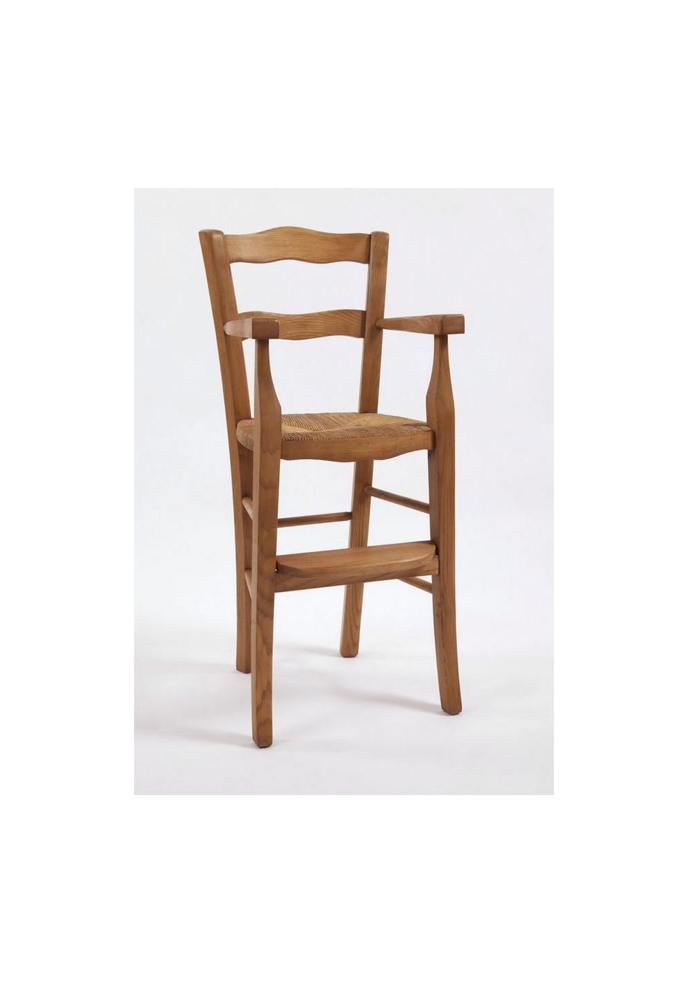 fauteuil haut de table en htre ou frne - Fauteuil De Table