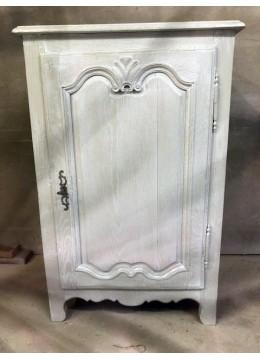 Table de salon chêne peint