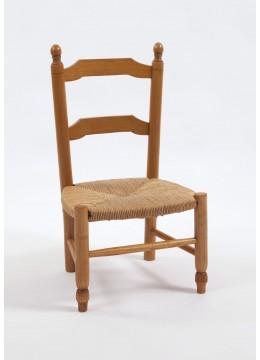 Chaise ronde enfant