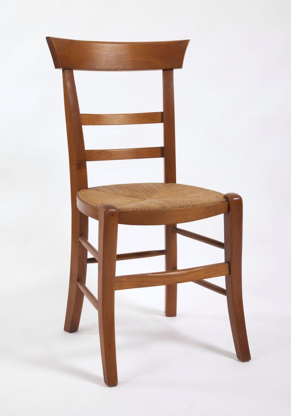 chaise de salle directoire en ch ne merisier ou noyer. Black Bedroom Furniture Sets. Home Design Ideas
