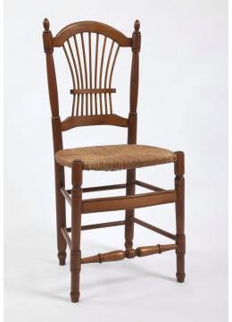 Chaise provençale gerbe