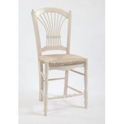 Chaise provençale gerbe nouveau modèle