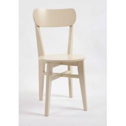 Chaise Margareth assise bois