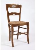 Chaise de cuisine du Nord avec double poignée